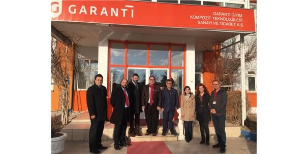 Yozgat'ta Kurulacak İlk Ar-Ge Merkezine Oran Desteği