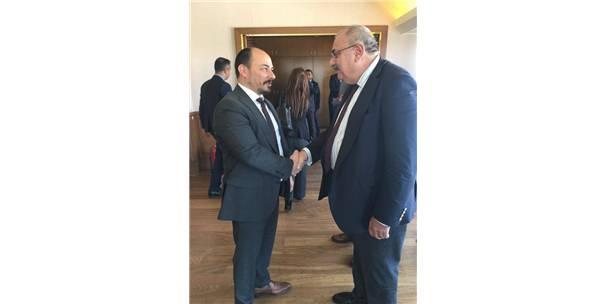 """Kıbrıslı İşadamı Kısa: """"Türkiye'deki Referanduma 'Evet' İle Destek Verilmeli"""""""