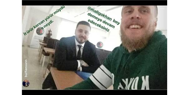 Konyaspor Başkanının Oğlundan Skandal Paylaşım