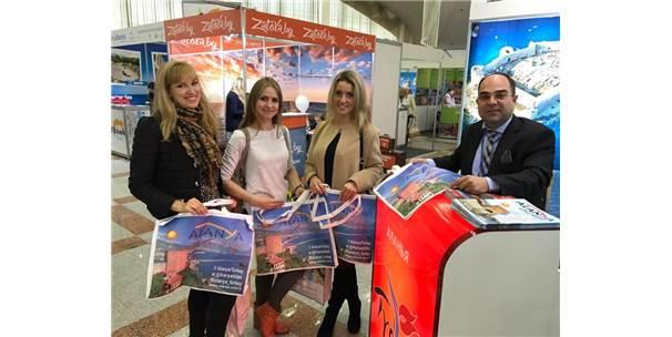 Alanya Belarus'ta Tanıtıldı