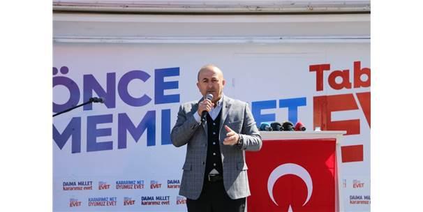 Bakan Çavuşoğlu'ndan Antalya'ya Şehir Hastanesi Müjdesi