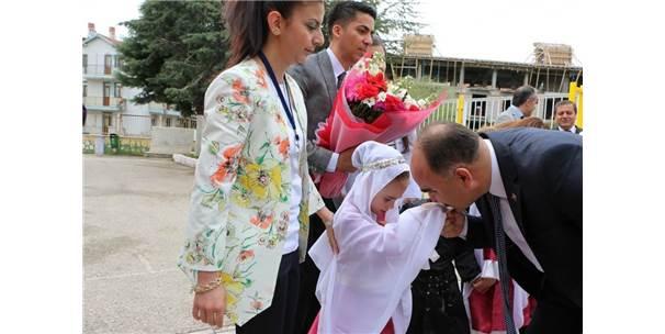 Isparta'da Özel Çocuklara Özel Kutlama