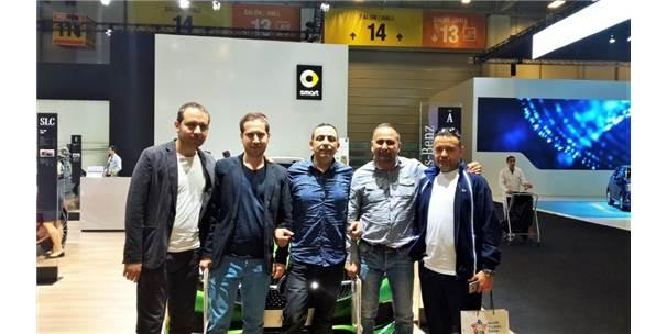 Nazilli Ticaret Odası İstanbul Autoshow'da
