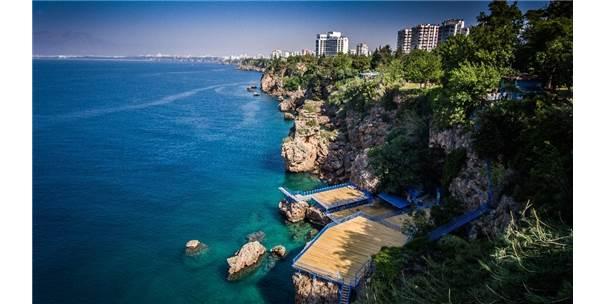 Muratpaşa Halk Plajlarını Yeniledi