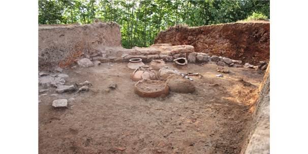 Antik Kurul Kalesi'nde Kazı Başlıyor
