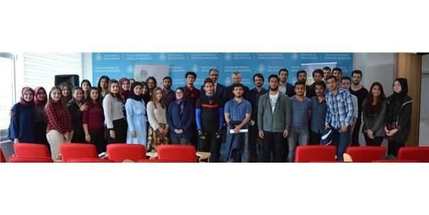 Selçuklu Gençlik Meclisi'nden Güney Asya Paneli