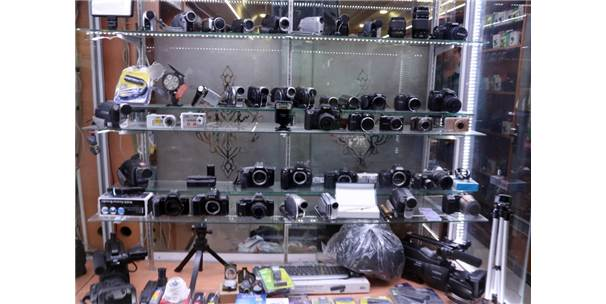 Akıllı Telefonlar Mekanik Fotoğraf Makinesi Piyasasını Bitiriyor