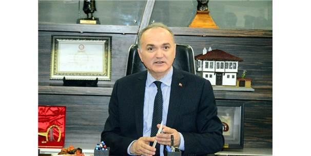 Bakan Faruk Özlü: Üretim reform paketinde sıkıntıları çözecek maddelerimiz var