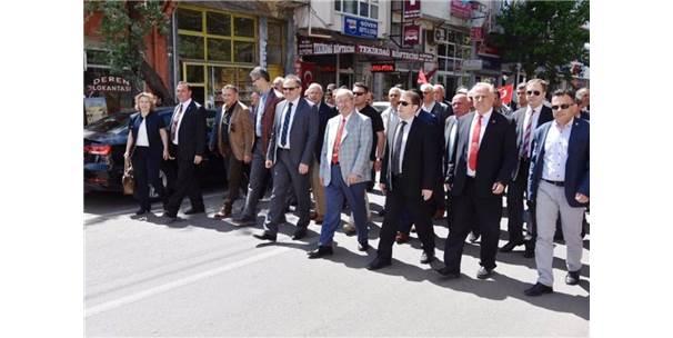 Başkan Albayrak Muratlı Hıdırellez Şenliklerine Katıldı
