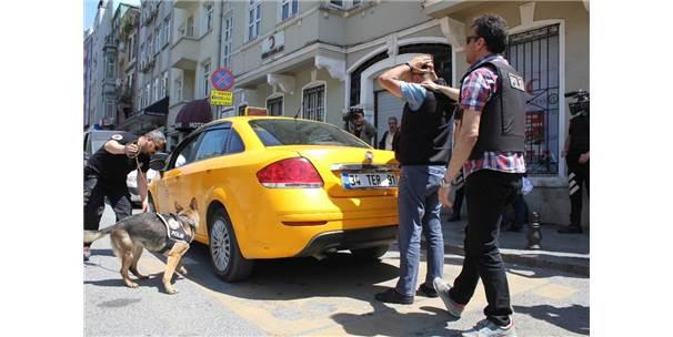 İstanbul Polisinden 25 İlçede Ticari Taksilere Dev Uygulama
