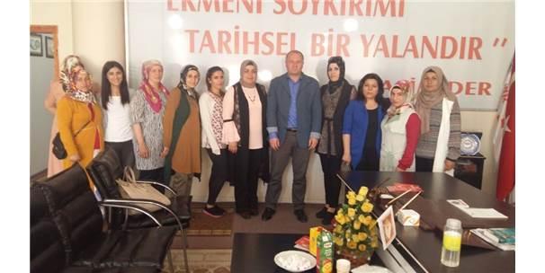 """Asimder Başkanı Gülbey: """"Ermeni Hastanesi Fetö'cü Polisleri Tedavi Ediyor"""""""