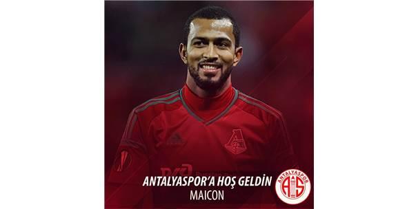 Antalyaspor Lokomotiv Moskova'dan Maicon'u transfer etti