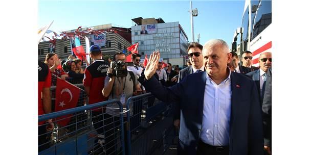 Başbakan Binali Yıldırım'ın Diyarbakır ziyareti öncesi patlayıcı araması