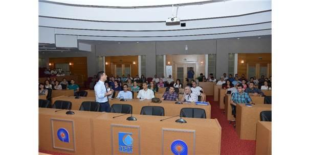 Tügva'dan Etkili İletişim Ve Hitabet Konferansı