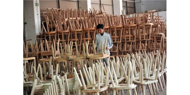 İnegöl Türkiye'nin Sandalyelerini Üretiyor