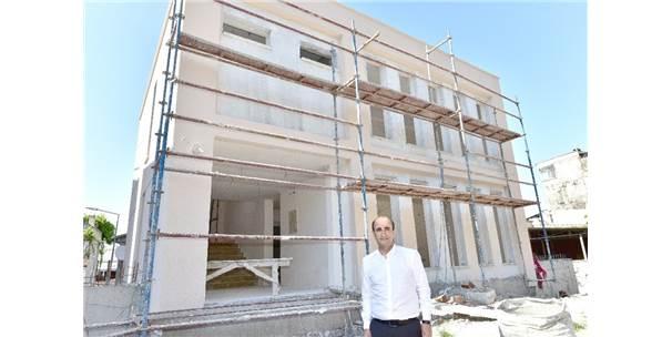 Yıldırım Belediyesi Mahalle Konaklarının Sayısını Arttırıyor