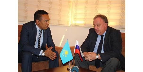 Rusya'nın Antalya Başkonsolosu Oleg Rogoza: