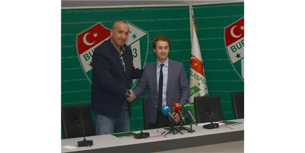 Bursaspor Şemsettin Baş İle Sözleşme Uzattı