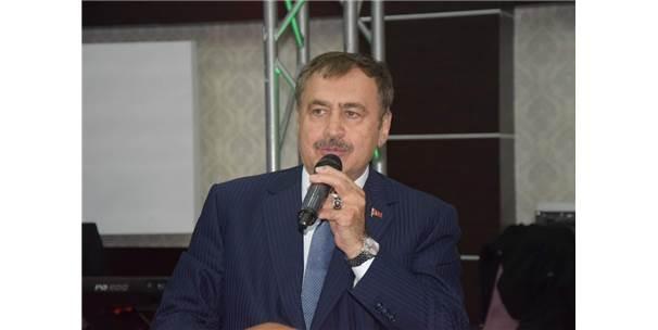 """Bakan Eroğlu: """"Hakikaten Bu Büyük Millet İle Uğraşan Çok Düşman Var"""""""
