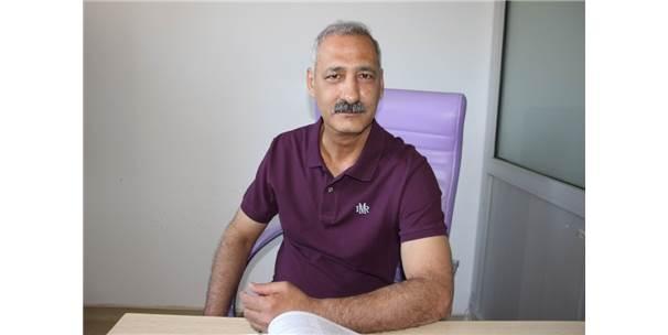 Diyarbakır'da Yeni Doğan Bebeğe Yapay Damar Takıldı