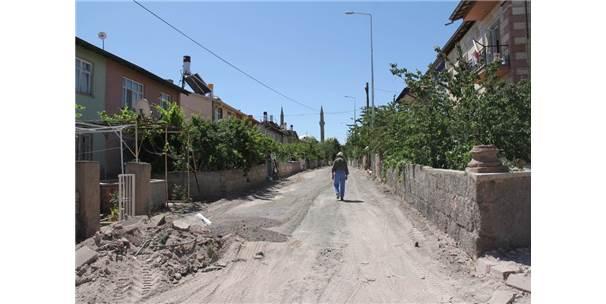 İncesu'da Alt Yapı Ve Üst Yapı Yenileniyor