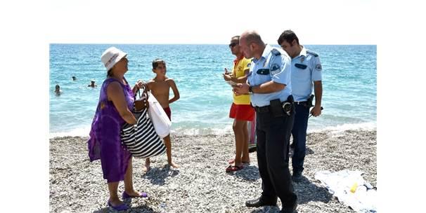 Denizde Kaybolduğu Sanılan 62 Yaşındaki Kadın, Polisi Alarma Geçirdi