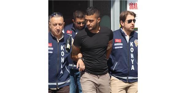 Konya'daki Cinayete İki Tutuklama