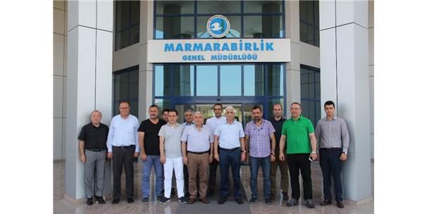 Ezzib'den Marmarabirlik'le 'Ortak Hareket' Vurgusu