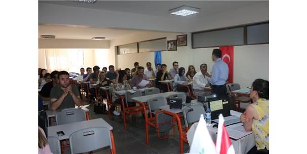 Erzurum'da Tkdk Bölgesel Eğitimi