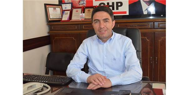 Chp Malatya İl Başkanı Enver Kiraz: Lozan, Cumhuriyetimizin önemli temellerindendir