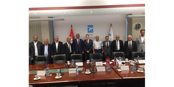 Atso Balkanlara İş Ve İnceleme Gezisi Düzenledi