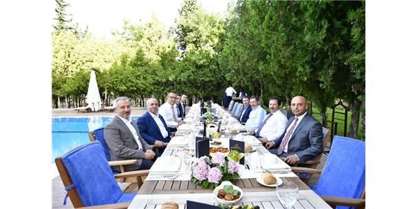 Başkan Gökçek'ten Ankaragücü'ne Müjde