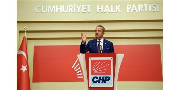 """Chp Sözcüsü Tezcan: """"Sayın Genel Başkanımızın 'Türkiye'ye Gelmeyin' Diye Hiçbir Sözü Olmamıştır"""""""