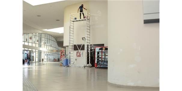 Meşot'da Düzenleme Çalışmaları Sürüyor