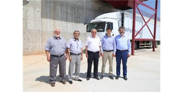 Karahallı İlçesinde Katı Atık Transfer İstasyonu Kuruldu