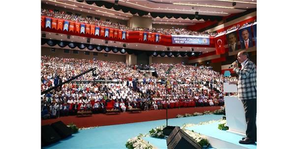 """Cumhurbaşkanı Erdoğan, Eren'in Annesiyle Konuşmasını Anlattı: """"Sen Cenneti 13 Evladınla Teminat Altına Aldın"""""""