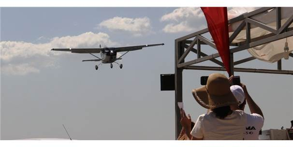 'Troy Air Fest' Start Aldı