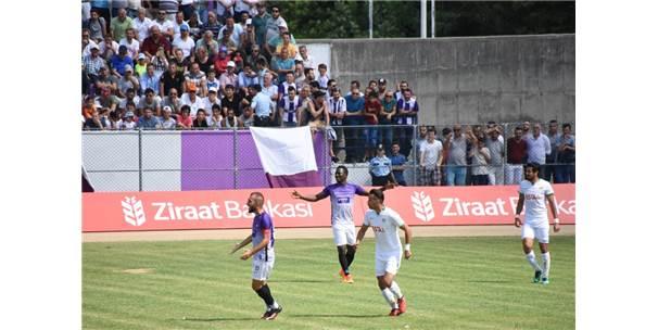Sinopspor - Yeni Amasyaspor: 4-2