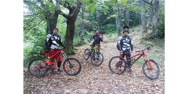 Uludağ Downhill Bisikletçilerinin Tercihi Oluyor