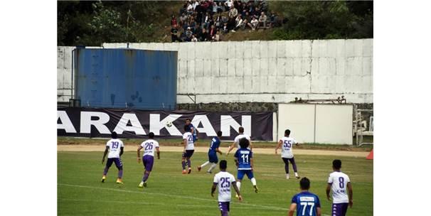 Sinopspor, Erbaaspor maçının galibini penaltılar belirledi