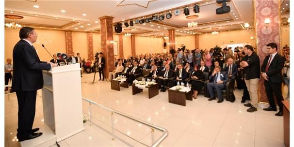 Başkanı Gökçek 'Ankara Tarımsal Sulama Çalıştayı'nda