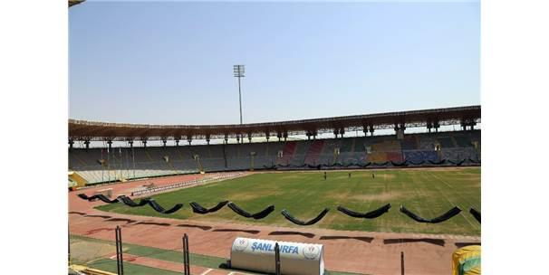 Çimleri Kuruyan Şanlıurfaspor İç Saha Maçını Mardin'de Oynayacak