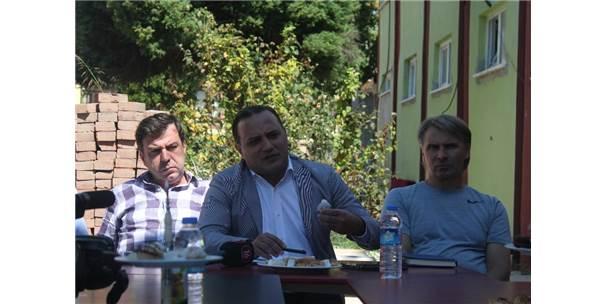 """Demirhan: """"Yalovaspor'u 10 Yıl İçinde Süper Lig'e Çıkartmak İstiyoruz"""""""