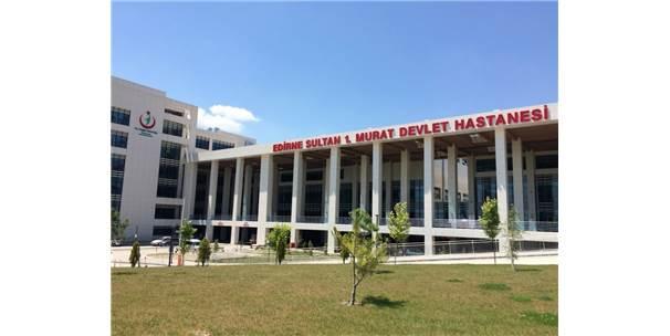Edirne'de Bayramda 10 Günde 30 Bin Vatandaşa Sağlık Hizmeti Verildi