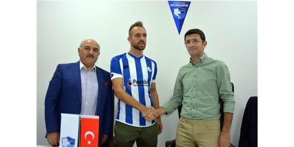 Büyükşehir Belediye Erzurumspor'da Transfer
