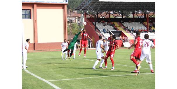 Kastamonuspor 1966, Tokatspor'a 2-0 yenildi