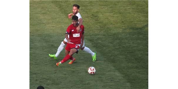 Bandırmaspor Niğde Belediyespor'u 2-0 mağlup etti