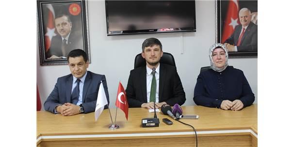 Ak Parti Afyonkarahisar Tanıtım Ve Medya Başkanı Karakuş: