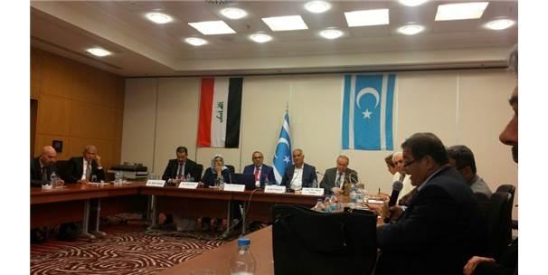 Estüdam Müdürü Özden Irak Sağlık İstişare Toplantısına Katıldı