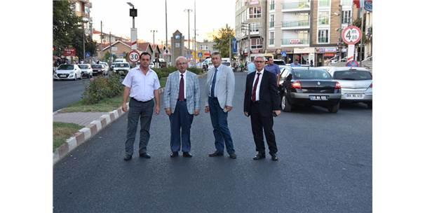 Başkan Albayrak Muratlı'da Çalışmaları Yerinde İnceledi